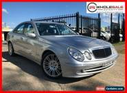 2005 Mercedes-Benz E350 W211 Avantgarde Sedan 4dr Auto 7sp 3.5i [MY06] A Sedan for Sale
